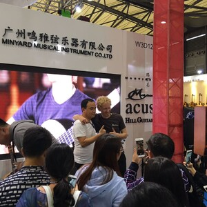 Remember Acus Sound at the Music China 2016  #shangai #musicchina #acussound #acusamps #acousticguitar #guitaramps #acousticamplification #acussoundengineering #acousticsessions #acousticguitaramp