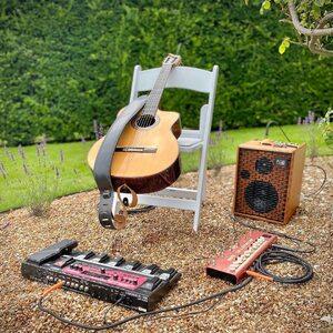 #repost @duncanhowlettguitarist.co.uk ・・・ #acusamps #acus #acusamps #acussoundengineering #acousticguitar